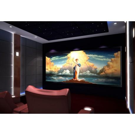 Traitement pour cinéma privé 40 m² et plus  CINEMA ROOM-XXL