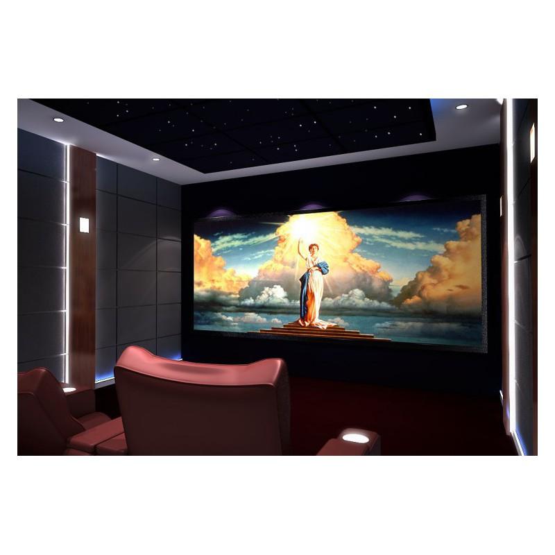 traitement acoustique pour salle home cin ma cinema room xxl. Black Bedroom Furniture Sets. Home Design Ideas