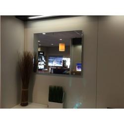 "TV MIROIR CRISTAL 13"" 502 x 478 MM - MODELE EXPOSITION"