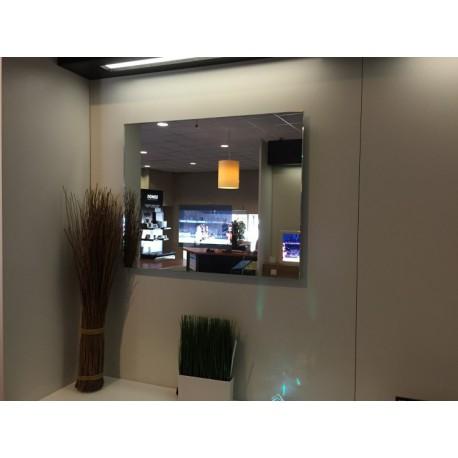 """TV Miroir  TV MIROIR CRISTAL 13"""" 502 x 478 MM - MODELE EXPOSITION"""