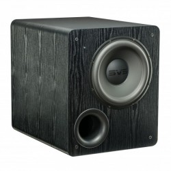 "Subwoofer Bass reflex 12""  PB-2000 BLACK"