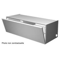 Meuble audio vidéo 120cm SPECTRAL CTS130-CT4K-SW-CTG3-SNG