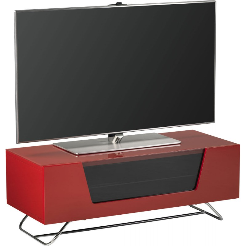 alphason chromium 2 1000mm avec support tv integre. Black Bedroom Furniture Sets. Home Design Ideas
