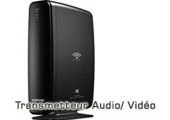 Transmetteur Audio/ Vidéo