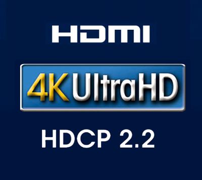 Préamplificateur 4K UHD, HDR, INTEGRA DHC-60.7