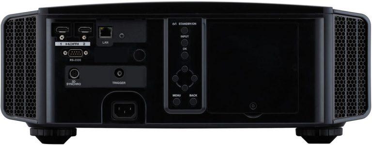 JVC DLA-X7500, Compatibilité HDR, 4K