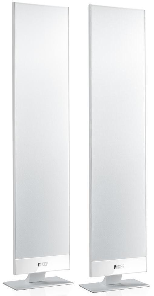 Paire d'enceintes Design ultra-fin KEF T301