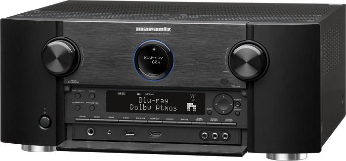 MARANTZ SR7011, amplificateur 9 canaux, Bluetooth, HDMI 2.0a , Dolby Atmos