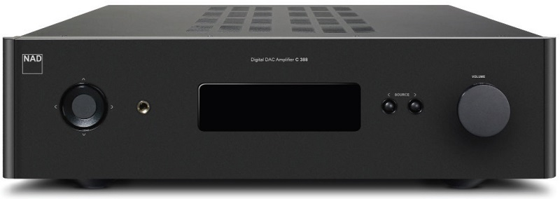 NAD C388, amplificateur stéréo Bluetooth