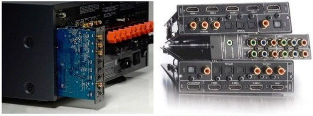 NAD T758 V3, amplificateur évolutif
