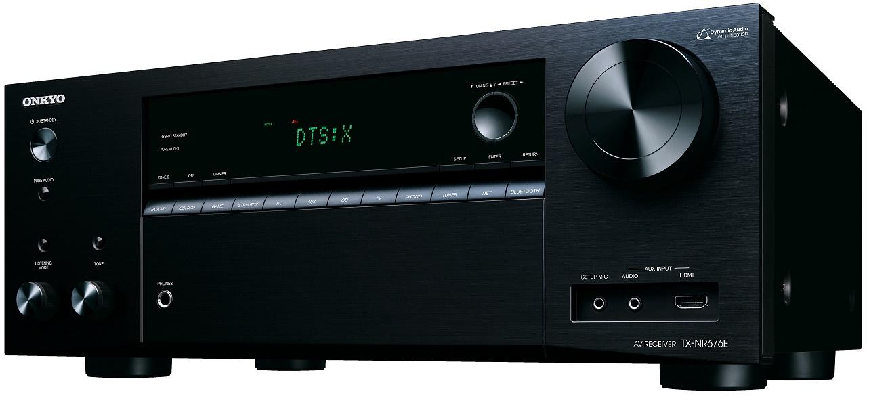Onkyo TX-NR676, Dolby Atmos 5.2.2