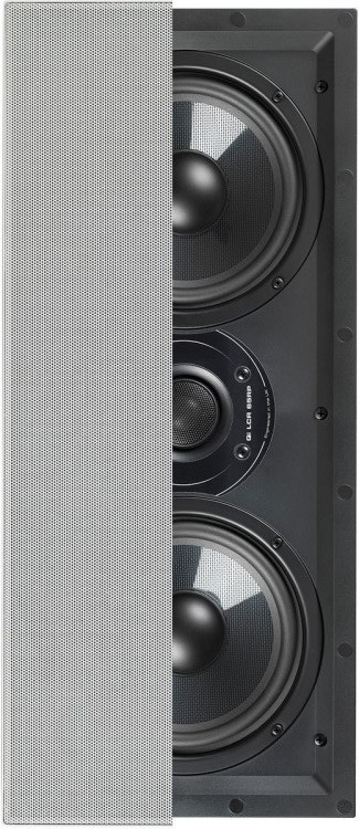 Q ACOUSTICS QI LCR 65 RP PERFORMANCE, enceinte encastrable