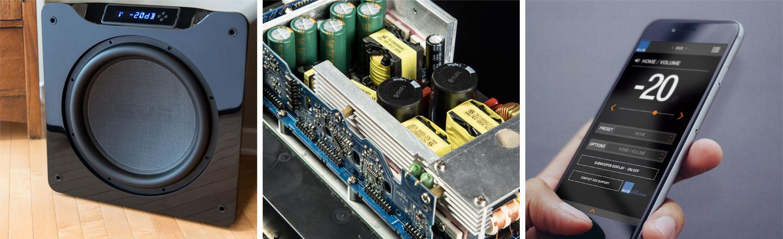 Les 3 innovations majeures du caisson de basses SVS SB16 Ultra