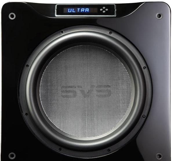 Face avant du subwoofer SVS SB16 Ultra