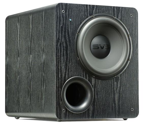 Caisson de basses Bass Reflex SVS PB2000