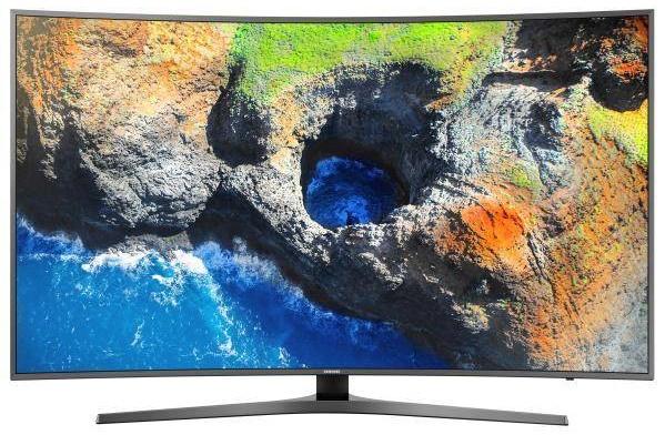 SAMSUNG UE65MU6645, TV Ultra Haute Définition 55'', Ecran Curve, Smart TV
