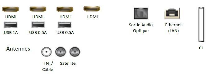 SAMSUNG UE49MU9005, TV Edge LED UHD avec HDR 1000 nits