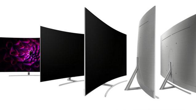 Samsung 55Q8C : Un téléviseur aussi beau devant que derrière