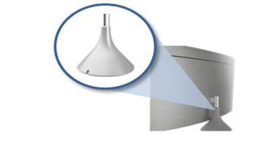 Samsung VG-SGSM11S/XC : Un design en métal, élégant et épuré