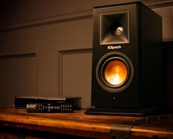 KLIPSCH RPHUB1, HD Control Center, audio sans fil et sans perte