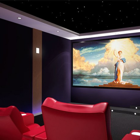 Votre cinéma privé pour pièce entre 20-30 m²  CINEMA LUXURY-L