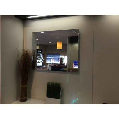 ad notam tv miroir cristal 13. Black Bedroom Furniture Sets. Home Design Ideas