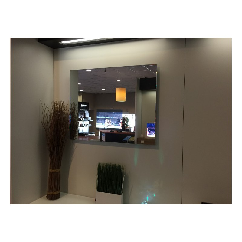 Ad notam tv miroir cristal 13 for Tlvision miroir