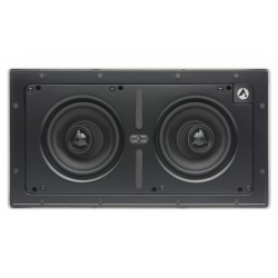 Paire d'enceintes surround encastrables THX Atlantic Technology IW-155SR
