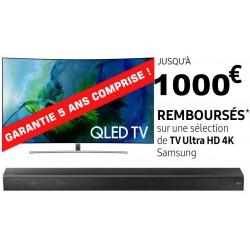 Téléviseur QLED 4K SAMSUNG QE65Q8C