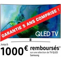 Téléviseur QLED 4K SAMSUNG QE55Q8C