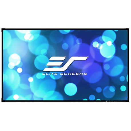 Ecran de projection sur cadre Elite Screens Aeon Edge Free CLR