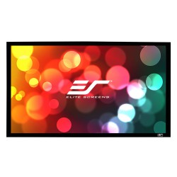 Ecran de projection sur cadre Elite Screens Sable Frame
