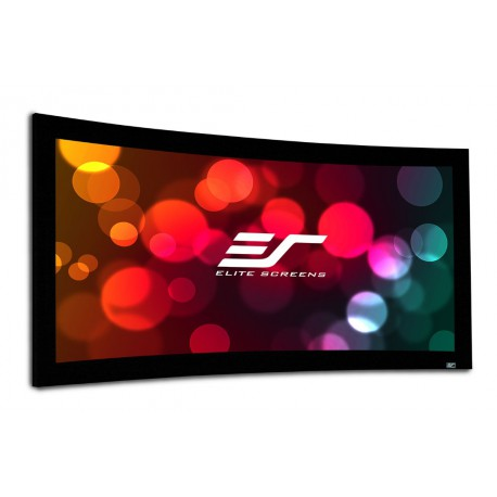 Ecran de projection incurvé Elite Screens Lunette Curved