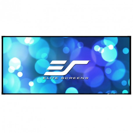 Ecran de projection sur cadre Elite Screens Aeon Edge Free Cinemascope 21:9