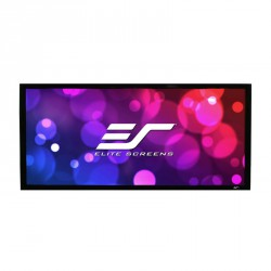 Ecran de projection sur cadre Elite Screens EZ Frame Cinemascope 21/9