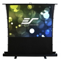Ecran de projection roll-up tensionné Elite Screens Ez Cinéma Tab Tension