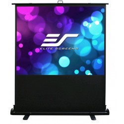 Ecran de projection roll-up Elite Screens Ez Cinéma