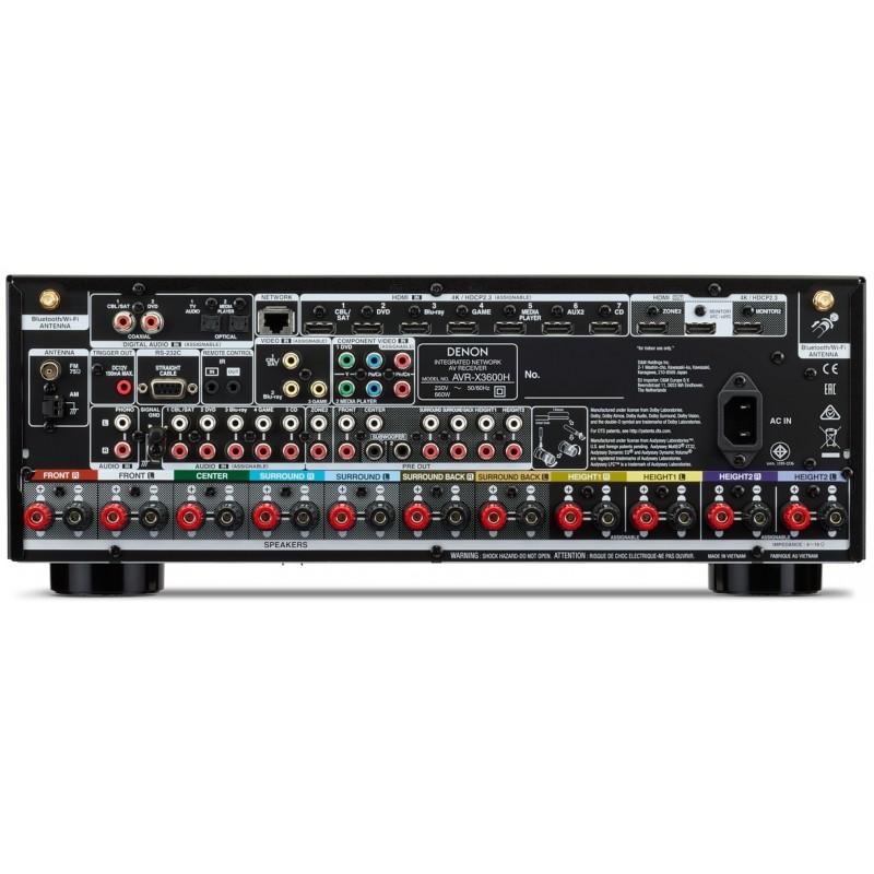 Denon Avr X3600 H