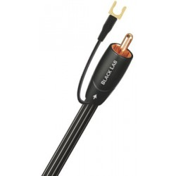 CABLE MONO RCA SUB AUDIOQUEST BLACK LAB