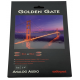 CABLE RCA STEREO AUDIOQUEST GOLDEN GATE