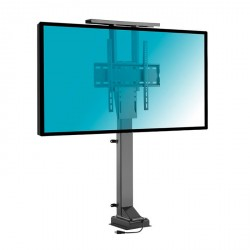 Lève TV motorisé sol et plafond KIMEX 018-6044