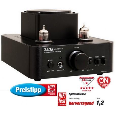 Amplificateur intégré hybride  HTA-700B v.3 USB