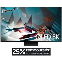 TELEVISEUR 8K SAMSUNG QE75Q800-T