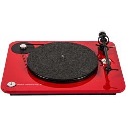 Platine vinyle ELIPSON CHROMA 400 RIAA ROUGE