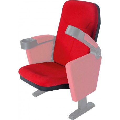 SIEGE SANS ACCOUDOIR POUR FAUTEUIL LUMENE HOLLYWOOD CONFORT (version C)