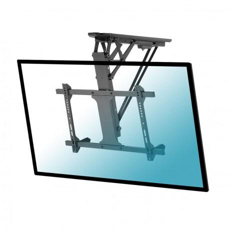 """KIMEX 018-7064 Support plafond escamotable motorisé pour écran TV 49""""-70"""""""