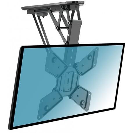 """KIMEX 018-7044 Support plafond escamotable motorisé pour écran TV 23""""-55"""""""