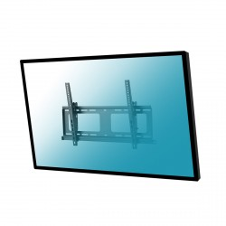 """Support mural inclinable pour TV 37 - 75"""" - KIMEX 012-1364"""
