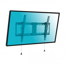 """Support mural inclinable pour TV 37 - 86"""" - KIMEX 012-1664"""