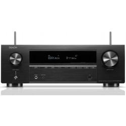 Amplificateur DENON AVR-X1700H DAB Ultra HD 8K/60Hz et 4K/120Hz